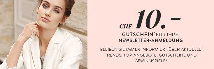 CHF 10.- Gutschein für Newsletteranmeldung bei Veillon