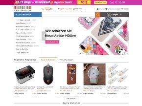 MiniInTheBox Screenshot