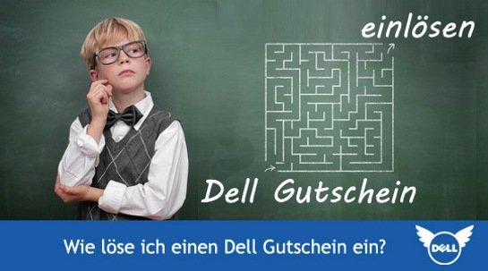 Dell Gutschein einlösen