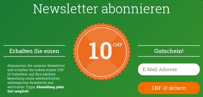 Focus Gutschein Newsletter Abbestellen
