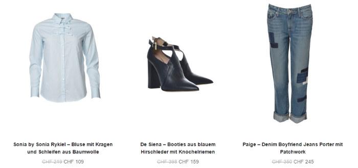 FashionVestis Gutschein