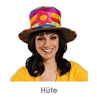 Buttinette Hüte für Fasnacht