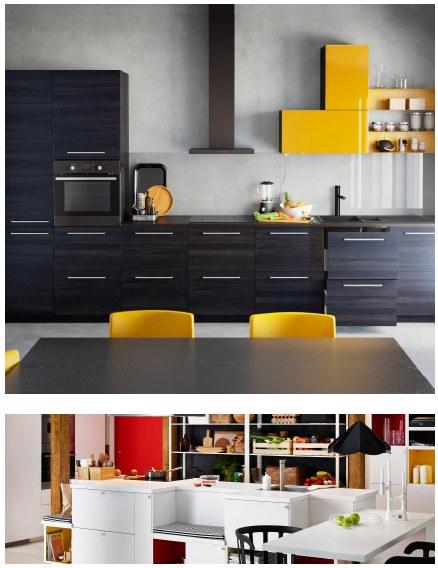 Wunderbar Ikea Wurde Vor Allem Durch Möbel Bekannt, Die Selbstständig Vom Kunden  Zusammengebaut Werden. Derartige Bausätze Sind Auch Im Bereich Der  Einbauküchen Zu ...