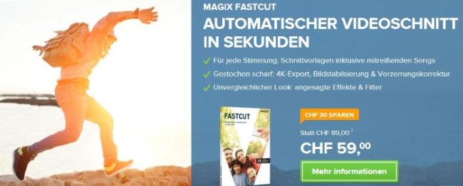 Magix Fastcut Software