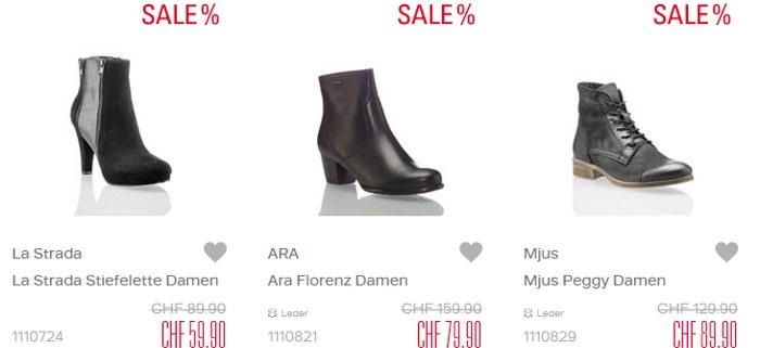 Ochsner Shoes Rabatt