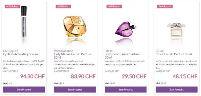 Parfumerie24 Gutschein