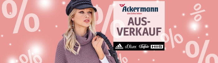 Ackermann Sale
