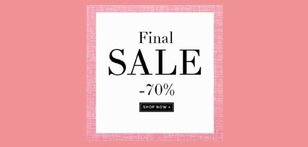 FashionVestis Sale