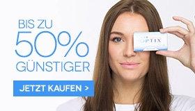 Bis zu 50% günstiger bei SmartBuyGlasses