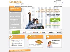 Lingorilla Screenshot