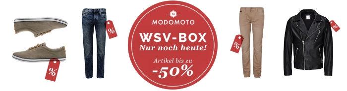 50% Rabatt bei Modomoto