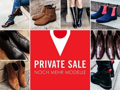 Scarosso Private Sale