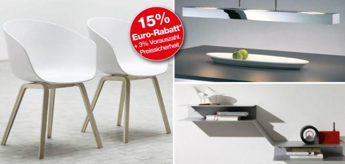 15% Euro-Rabatt bei Goodform