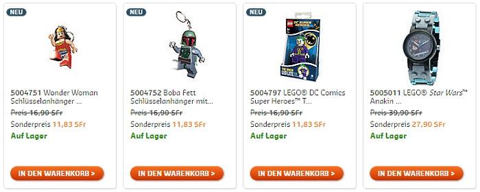 LEGO Rabatte