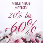 Peter Hahn 20% bis 60% Rabatt