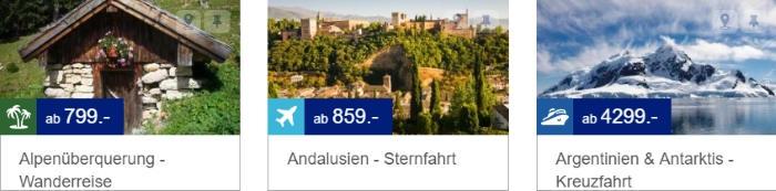 Angebote bei Aldi Suisse Tours