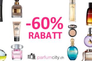 60% Rabatt bei Parfumcity Sale