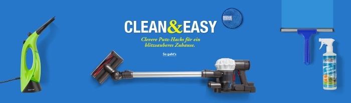 HSE24 Clean & Easy