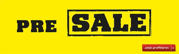 Ochsner Sport Pre-Sale