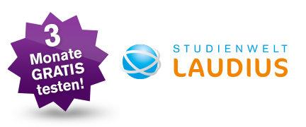 3 Monate gratis testen bei Laudius
