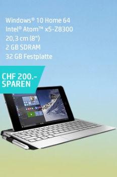 CHF 200.- sparen bei HP