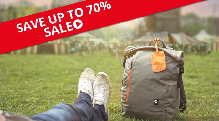 Crumpler Sale: Save up to 70%