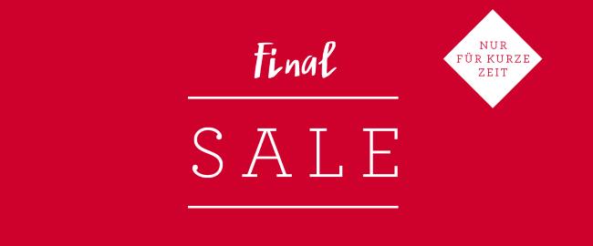 Final Sale bei Hessnatur
