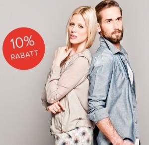 10% Rabatt bei dress-for-less