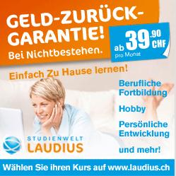 Geld-Zurück Garantie bei Laudius