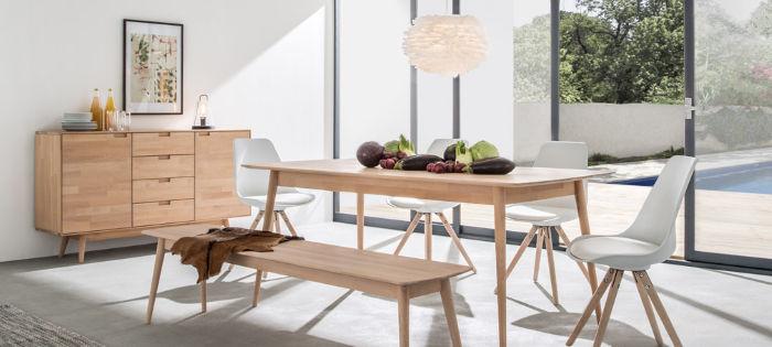 Esszimmer skandinavischer stil  Einrichtungsideen - Skandinavisches Design » Save Up Schweiz