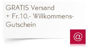 Gratis Versand + Fr. 10.- Willkommens-Gutschein bei Yves Rocher