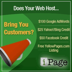 iPage: Does your webhost bring you customers?