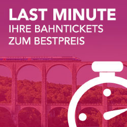 Last Minute bei Voyages SNCF