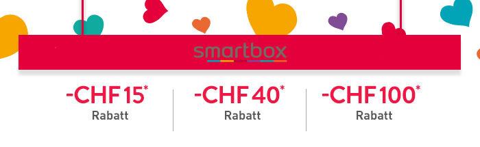 Smartbox Rabatte