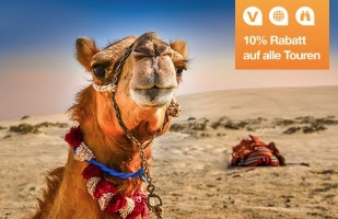 10% Rabatt auf alle Touren
