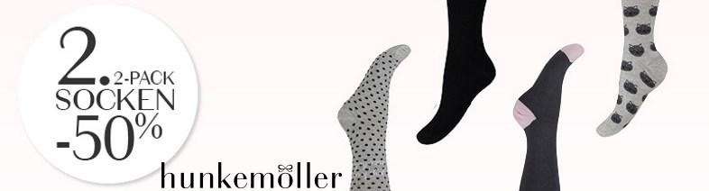 2. 2-Pack Socken - 50% günstiger bei Hunkemöller