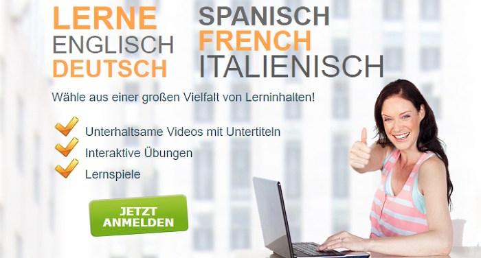 Englisch, Spanisch, Französisch und Italienisch lernen - nur bei Lingorilla
