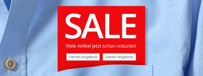 Walbush Sale: Viele Artikel jetzt schon reduziert!