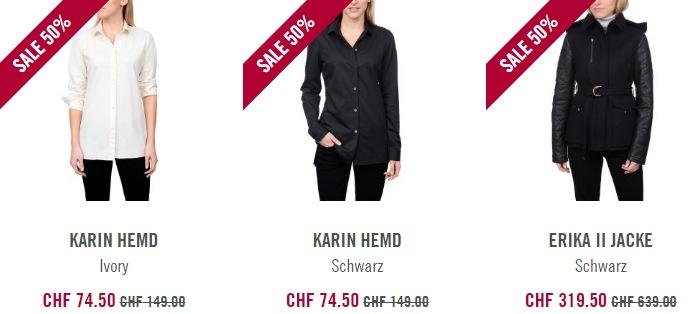 Tolle Rabatt bei VIctorinox - Sale 50%