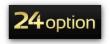 24option.com Logo
