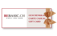 BeBasic Geschenkkarte