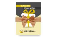CityDisc Geschenkkarte