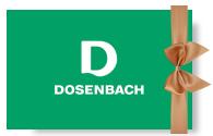 Dosenbach Geschenkkarte