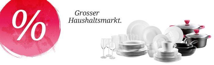 TopTip - Grosser Haushaltsmarkt