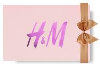 H&M Geschenkkarte