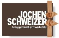 Jochen Schweizer Geschenkkarte