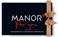 Manor Geschenkkarte