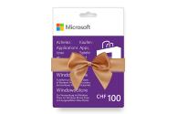 Microsoft Geschenkkarte