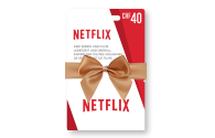 Netflix geschenkkarte