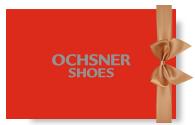 Ochsner Shoes Geschenkkarte